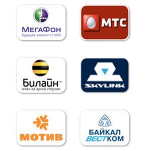 Операторы сотовой связи Дедовичей