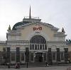 Железнодорожные вокзалы в Дедовичах
