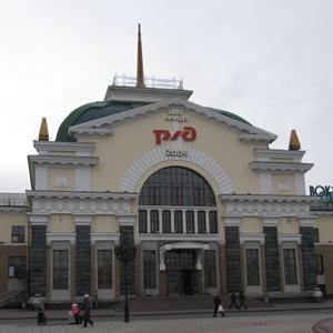 Железнодорожные вокзалы Дедовичей